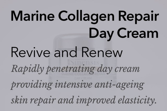 Marine Collagen Repair Day Cream